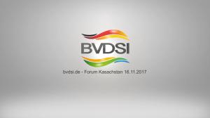 BVDSI - Forum Kasachstan