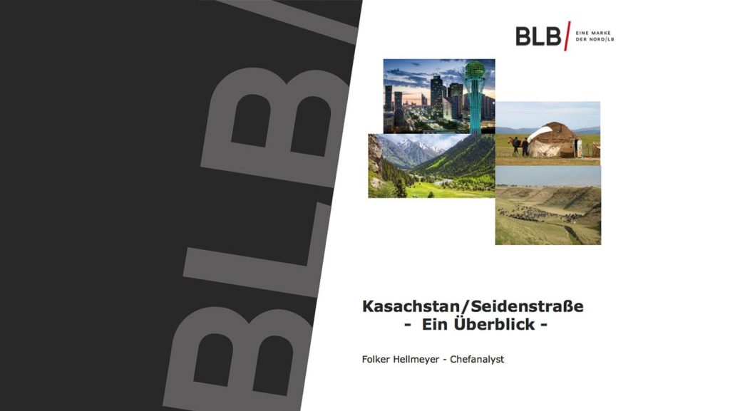 Seidenstraße Kasachstan ein Überblick Hellmeyer