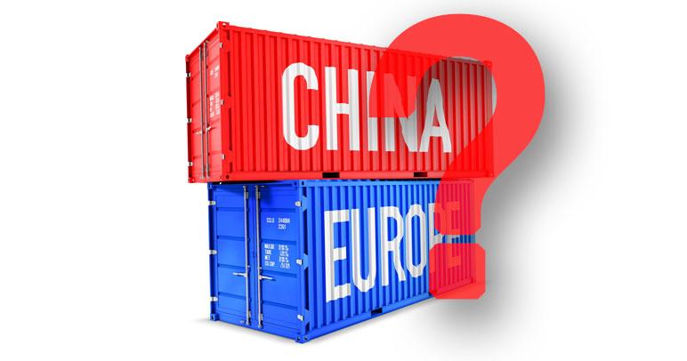 Treibt China einen Keil in die EU