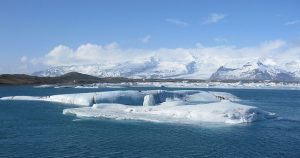 Eine neue Route für die Seidenstraße durch das Polarmeer