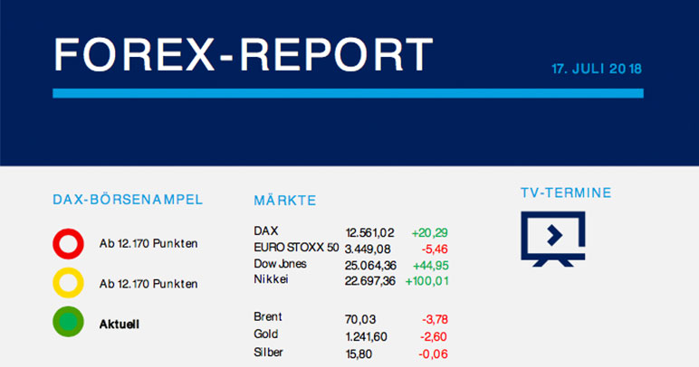 Forex- Report 20180717