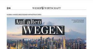 Weser Wirtschaft Bvdsi