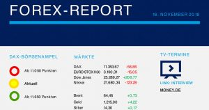 Forex Report 2018 11 16