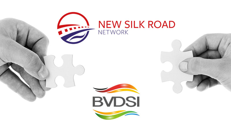 New Silk Road Network