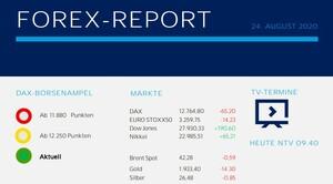 forex report vom 24.08.2020