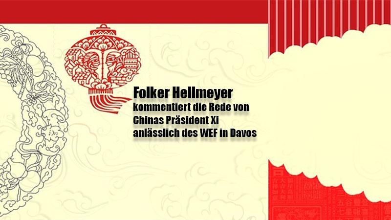 Folker Hellmeyer kommentiert